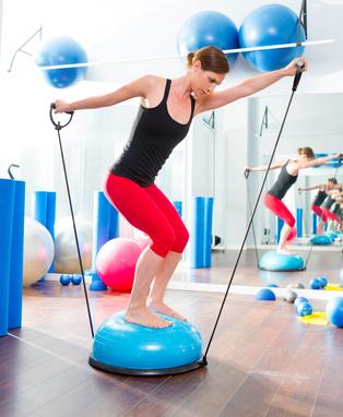 exercice proprioception et préparation physique