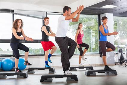 exercice en circuit training